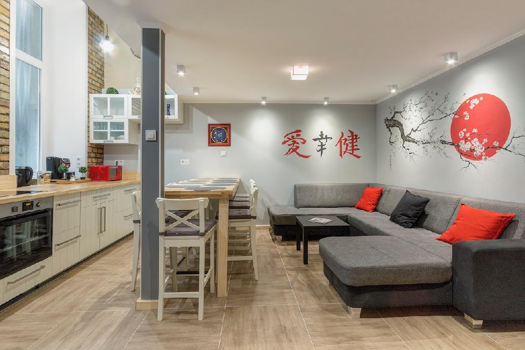 Eladó Airbnb lakás Budapest, VII. kerületben